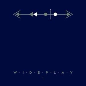 Wideplay 1 levyn kansikuva.